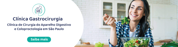 Clínica de Cirurgia do Aparelho Digestivo e Coloproctologia em São Paulo